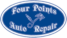 Four Points Auto Repair & Service - logo
